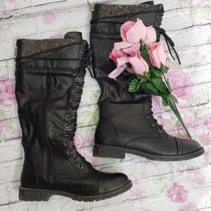 Unbranded Tall Winter Boots